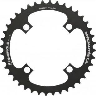 Plateau Specialites TA VAE / e-Bike E-Single 104mm Spécialités TA PL44204309 Plateaux