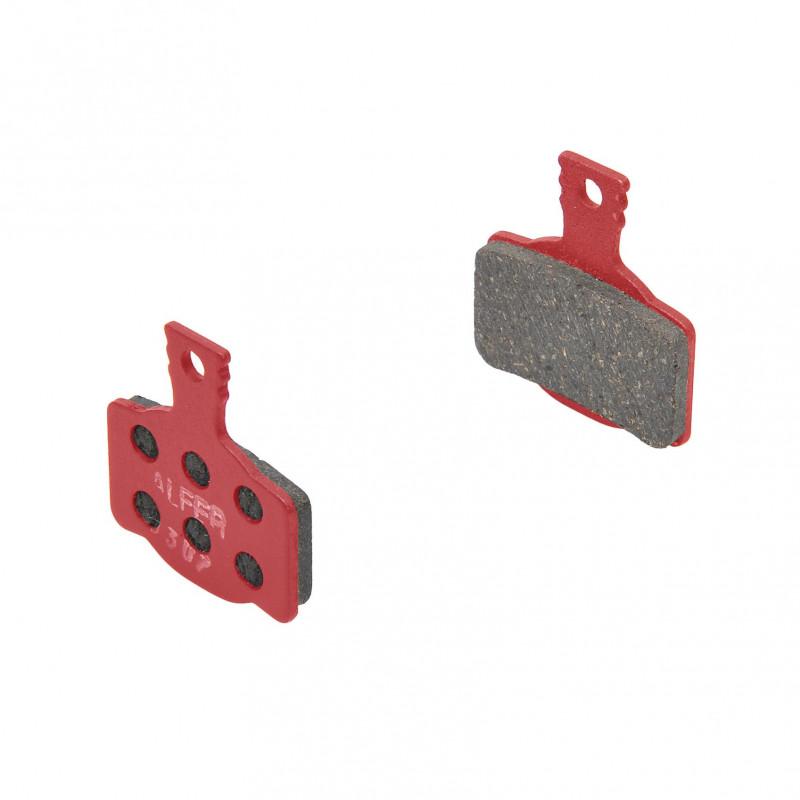 Plaquettes de frein Galfer - Magura MT2/MT4/MT6/MT8/MTS - Rouge Advanced