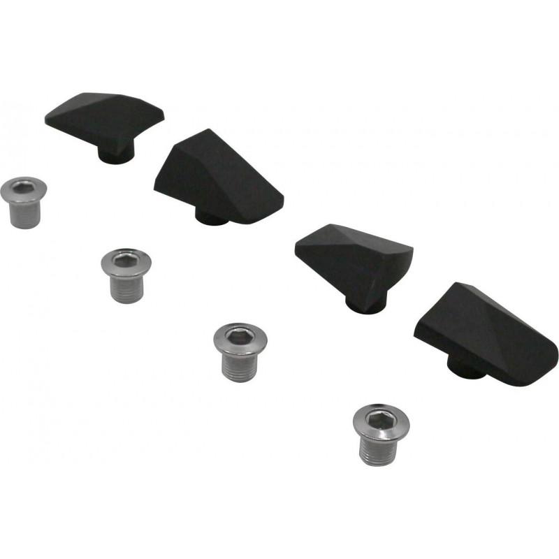 *** NEW *** Kit de Caches Spécialités TA pour Pédalier Shimano 105 5800 Noir Spécialités TA VPPL41104904 Kits de Caches