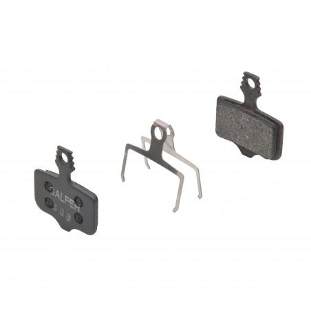 Plaquettes de frein Galfer - Avid Elixir 1/2/3/5/7, Sram XX X0 X7 X9 DB - Rouge Advanced Galfer FD427G1851 Avid