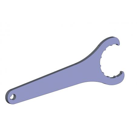 Clé de serrage à 9 ergots Spécialités TA pour boitiers BSC30 / ITA30 Spécialités TA OUBO70 Pièces détachées